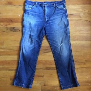 Vintage Wrangler made in USA jeans